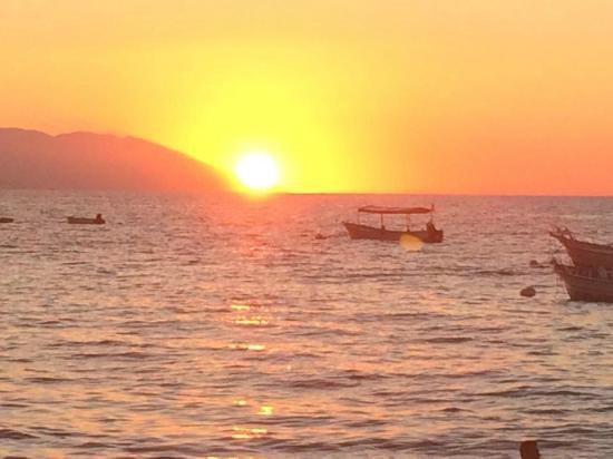 Casa Amorita : Vallarta sunset
