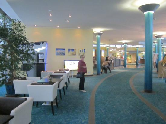 ABACUS Tierpark Hotel: reception