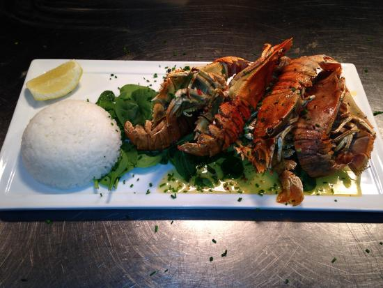 Fish Cafe: Moretonbay  bugs