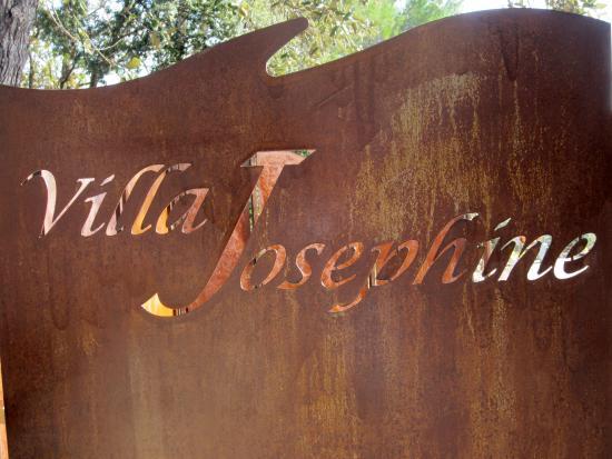 Villa Josephine : ARRIVEE A LA VILLA