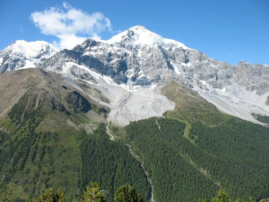 Cornelia: Panorama della Valle