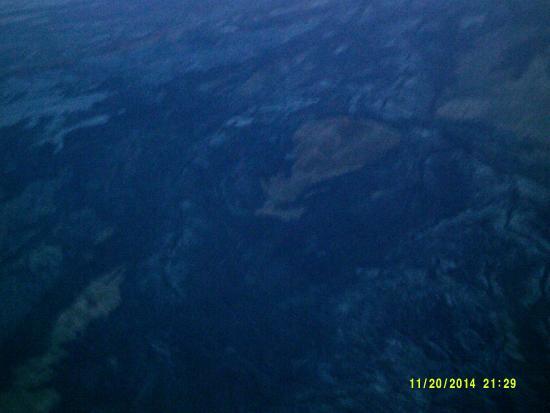 Big Island Air: The Kīlauea magma chamber behind the clouds