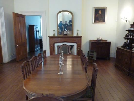Redcliffe Plantation State: table