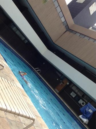 Aston at the Executive Centre Hotel : Swimming pool