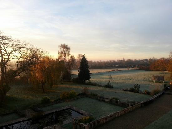 Woolley Grange: Dawn