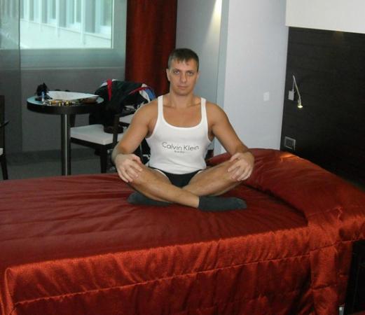 In totale relax nella stanza 271 dell'ottimo Hotel Selene di Pomezia - Emanuele Carioti