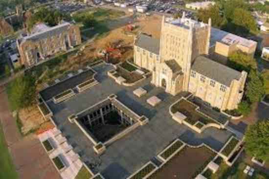 University of Tulsa: McFarlin Library