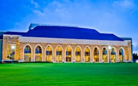 University of Tulsa: Performing Arts Center