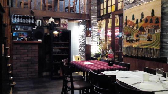 Restaurant Ukraine: Le restaurant
