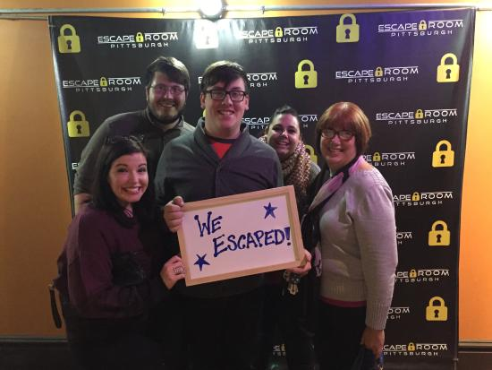 ‪Escape Room Pittsburgh‬