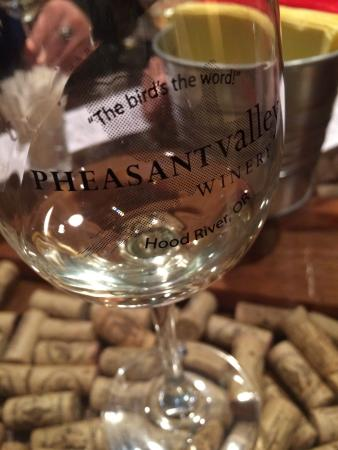 Pheasant Valley Winery: Time to taste