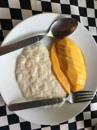 Again and Again: Sticky Rice mit Mango