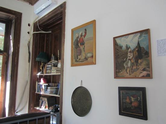 Saint George Hostel: Верхний этаж