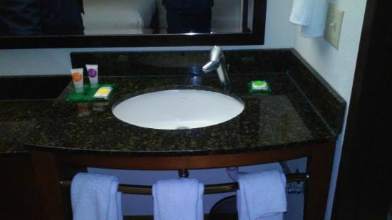 Hyatt Place Richmond/Chester: sink area(not located in the bathroom)