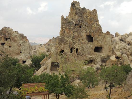 Goreme National Park, Turchia: abitazioni rupestri ...