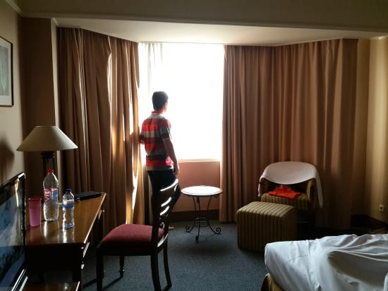 de Rivier Hotel: Room