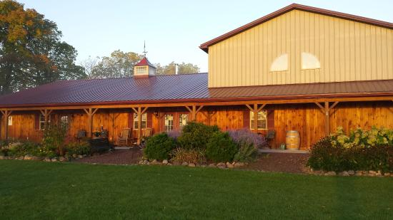 Geneseo, NY: Deer Run Winery