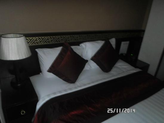 La Belle Vie Hotel: Inside the room