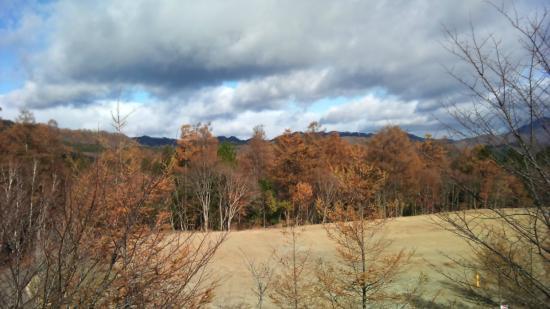 Hunter Mt. Shiobara : ロープウェイからの眺め2
