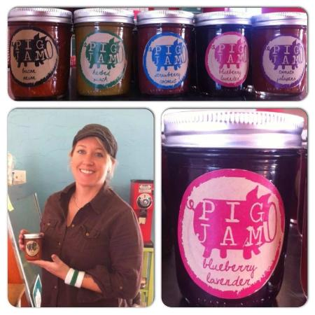 Pig & a Jelly Jar: Specialty Jams Available