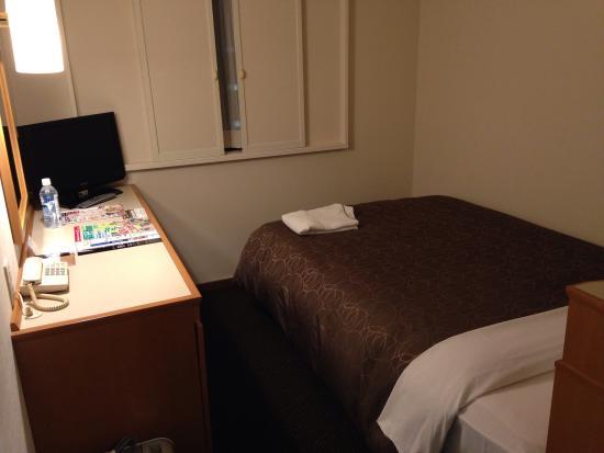 Nishitetsu Inn Tenjin : 部屋