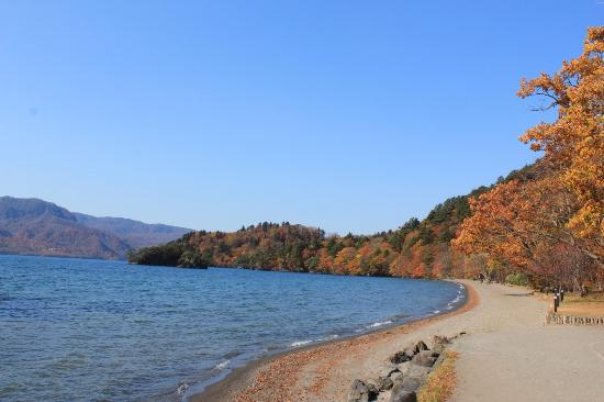 Lake Towada: 紅葉