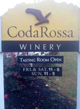‪Coda Rossa Winery‬