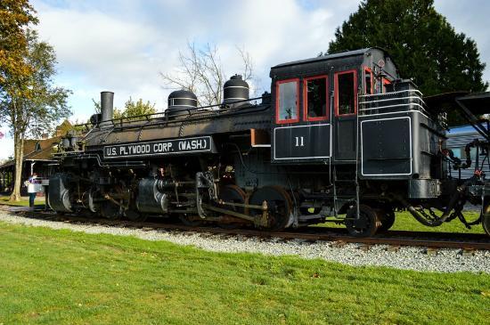 Northwest Railway Museum: U.S. Plywood Corp. #11