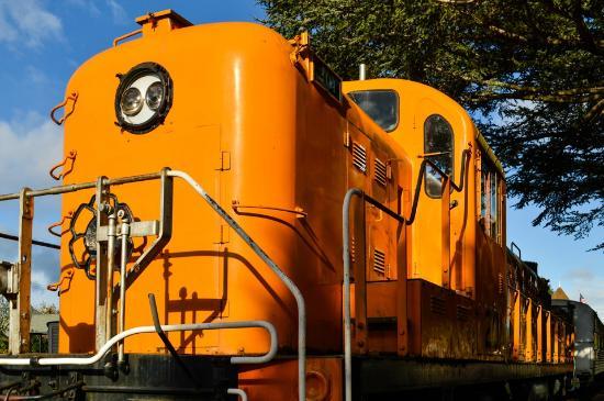 Northwest Railway Museum: Locomotive