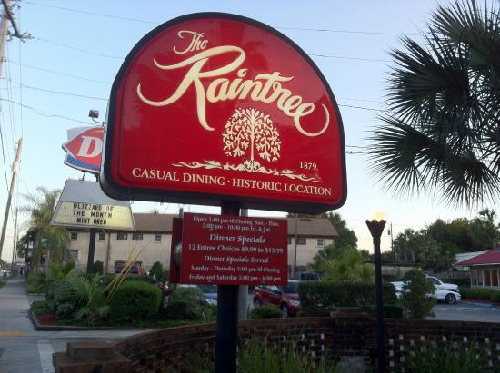 Raintree Restaurant: Raintree