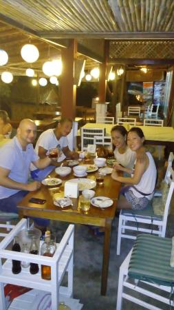 Free House Bungalow: อาหารอร่อย good food and test so good
