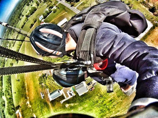 Carolina Skydiving: View
