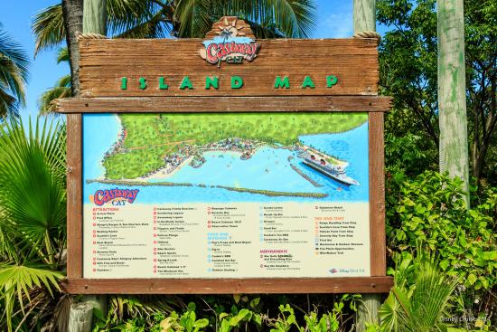 Island Map - Picture of Castaway Cay, Sandy Point - TripAdvisor on great stirrup cay map, downtown disney, green turtle cay map, cozumel map, miami map, adventures by disney, disney's hollywood studios map, disney cruise line terminal, epcot map, disney wonder, norman's cay map, coco cay map, pillar point half moon bay map, private island map, disney's vero beach resort map, harbour island map, new providence, lyford cay map, private island, musha cay, disney cruise line, walt disney parks and resorts, nassau map, green turtle cay, cay sal map, disney dream, paradise island, hong kong disneyland resort, karl holz, disney's animal kingdom map, cay islands map, disney's river country map, downtown disney map, disney magic, shanghai disney resort, dubai map,