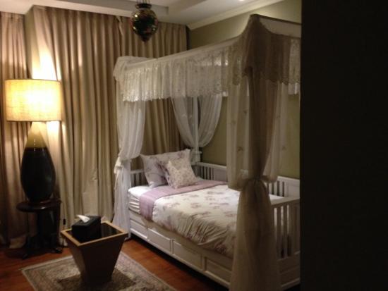 โรงแรม บ้านพิงค์นคร: Cozy style