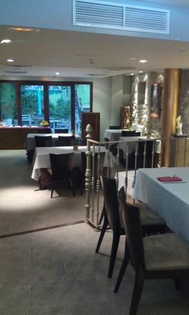 Hotel Palacio del Obispo: Comedor