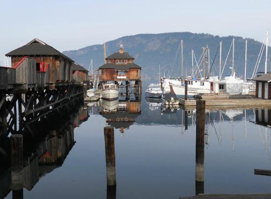 Cowichan Wooden Boat Society: Cowichan Bay