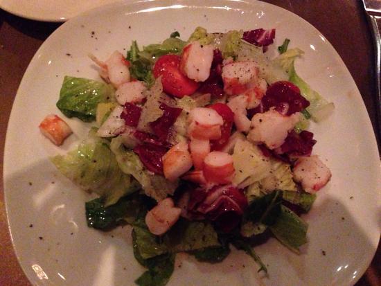 Park Avenue: Chopped Shrimp Salad