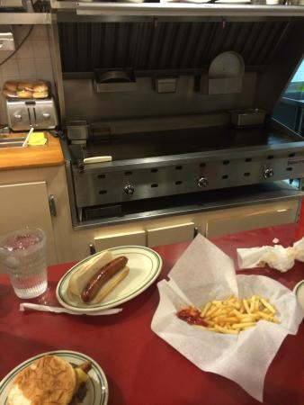 Wolffy's Hamburgers