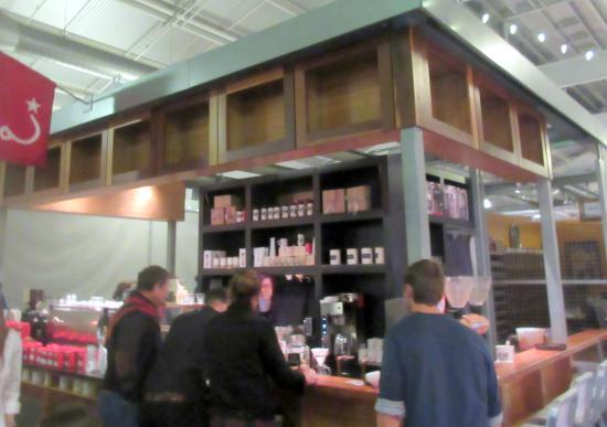 Ritual Coffee Roasters, Oxbow Market, Napa, Ca