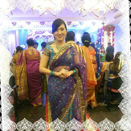 what to wear to an indian wedding in singapore