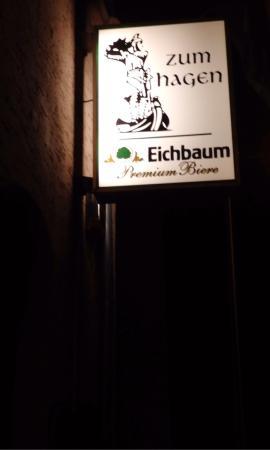 Gaststatte zum Hagen