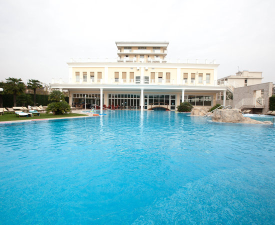 Hotel De Bains Abano