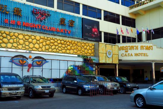 Casa Hotel: Day shot