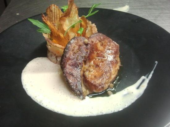 Art des Choix: foie gras poeles