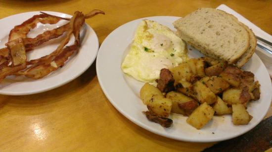 Sweet Melissa's: Eggs and Bacon