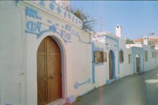Koskinou village picture of rhodes taxi tours rhodes for Rhodos koskinou