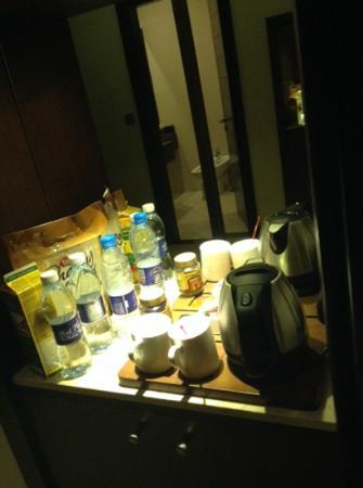 Ayass Hotel: catel coffee