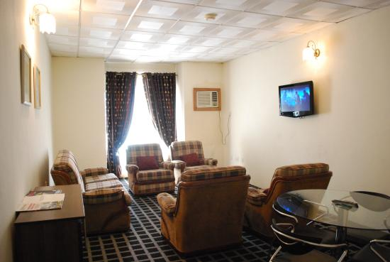 Citilodge Hotel: Pent house Suite