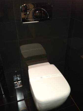 Hotel Fashion: Toilet