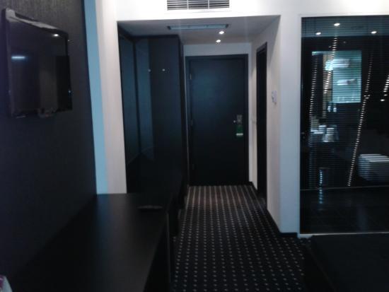 Hotel Fashion: Room entrance